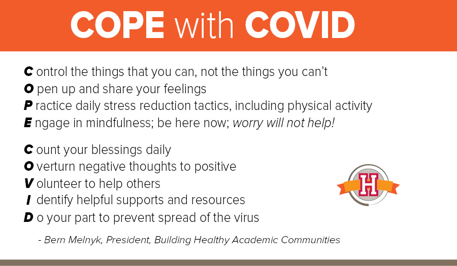 Cope with COVID